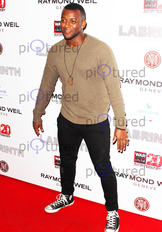 LONDON - January 24: Oritse Williams at the Raymond Weil Annual Music Dinner and War Child 20th Anniversary Celebration (Photo by Brett D. Cove)