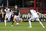 Dundee's Greg Stewart runs at the Inverness defence - Dundee v Inverness Caledonian Thistle, SPFL Premiership at Dens Park <br /> <br />  - &copy; David Young - www.davidyoungphoto.co.uk - email: davidyoungphoto@gmail.com