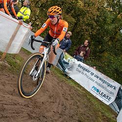 04-11-2018: Wielrennen: EK veldrijden: Rosmalen: Shirin van Anroij