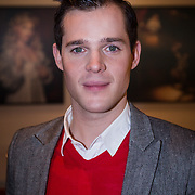 NLD/Amsterdam/20131216 - Persviewing Avro televisieserie Ramses, Thomas Cammaert