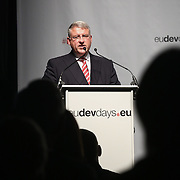 20160616 - Brussels , Belgium - 2016 June 16th - European Development Days - Sustainable health care for all by 2030 - Shared effort for a common goal - Ronald de Jong , Executive Vice President and Chief Market Leader , Royal Philips © European Union
