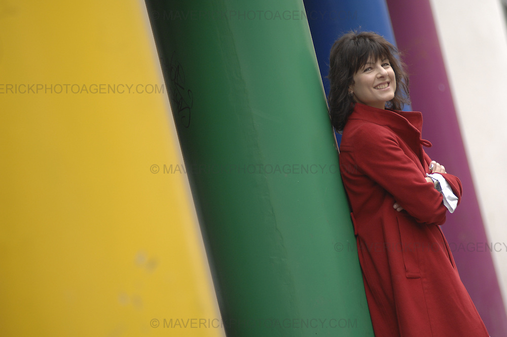 Irish Comedian Tara Flynn appeared in her first solo stand-up show at Edinburgh Festival.
