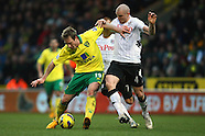 Norwich City v Fulham 090213