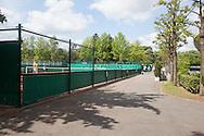 France. Paris. 16th district. Roland Garros stadium , Paris, France / Stade Roland Garros