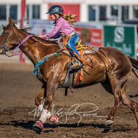 Gold Buckle Dreaming Youth Rodeo