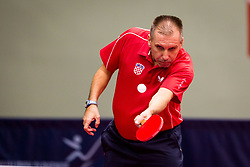 GREGOROVIC Vjekoslav during day 1 of 15th EPINT tournament - European Table Tennis Championships for the Disabled 2017, at Arena Tri Lilije, Lasko, Slovenia, on September 28, 2017. Photo by Ziga Zupan / Sportida