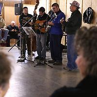 Libby Ezell | BUY at PHOTOS.DJOURNAL.COM<br /> EBC Bluegrass Boys played Saturday at Eggville's Bluegrass festival