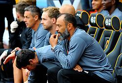 Wolverhampton Wanderers manager Nuno looks on - Mandatory by-line: Nizaam Jones/JMP - 11/08/2018/ - FOOTBALL -Molineux  - Wolverhampton, England - Wolverhampton Wanderers v Everton - Premier League