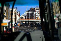 UK ENGLAND LONDON 8DEC13 - Urban landscape in Hackney, east London.<br /> <br /> jre/Photo by Jiri Rezac<br /> <br /> <br /> <br /> © Jiri Rezac 2013