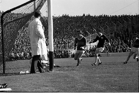 Minor Football Final, Kerry v Galway..27.09.1970