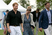 May 4, 2016 - Wellington, FL, United States - <br /> <br />  Prince Harry with Delfina Blaquier at Sentebale Royal Salute Polo Cup in Wellington, FL on May 4, 2016. <br /> ©Exclusivepix Media