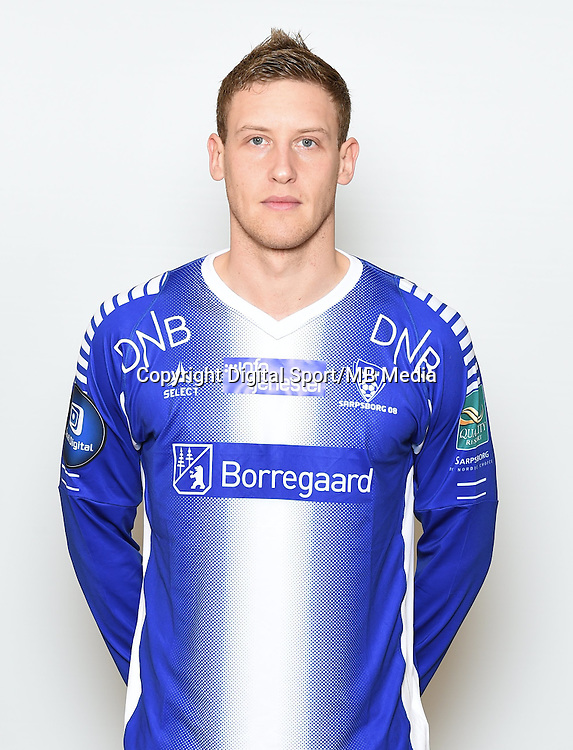 Fotball , Eliteserien , Tippeligaen  2015 , portrett , portretter<br /> Sarpsborg<br /> Ole Christian Heieren Hansen