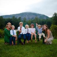 NICKERSON FAMILY PORTRAIT 08.01.14