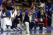 Olimpiadi Sydney 2000<br /> Italia - Lituania <br /> Nella foto: Bogdan Tanjevic