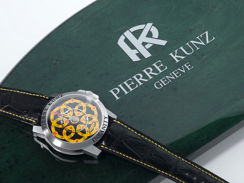 Pierre Kunz Insanity Watch