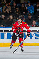KELOWNA, CANADA - JANUARY 21: Colton Veloso #39 of the Portland Winterhawks skates against the Kelowna Rockets on January 21, 2017 at Prospera Place in Kelowna, British Columbia, Canada.  (Photo by Marissa Baecker/Getty Images)  *** Local Caption *** Colton Veloso;