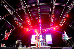 Seu Cuca no palco pretinho do Planeta Atlântida 2015, que acontece nos dias 30 e 31 de Janeiro de 2015, na Saba, em Atlântida. FOTO: Vinicius Costa/ Agência Preview