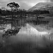Loch Tulla and Ben Dorain