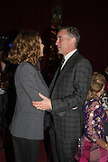 ANNA FRIEL; STEVE COOGAN, Luminous -Celebrating British Film and British Film Talent,  BFI gala dinner & auction. Guildhall. City of London. 6 October 2015.