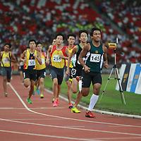 A Div Boys 1500m