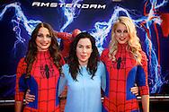AMSTERDAM - Bij het Pathe ArenA Theater is de filmpremière van Spiderman II gehouden. Met hier op de foto  Halina Reijn. FOTO LEVIN DEN BOER - PERSFOTO.NU