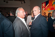 SIR PHILIP GREEN; NICHOLAS COLERIDGE, Can we Still Be Friends- by Alexandra Shulman.- Book launch. Sotheby's. London. 28 March 2012.