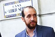 Fernando Amado Reunido con Javier Miranda Sede FA