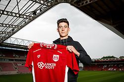 Bristol City sign Callum O'Dowda ahead of their 2016/17 Sky Bet Championship Campaign - Mandatory byline: Rogan Thomson/JMP - 13/07/2016 - FOOTBALL - Ashton Gate Stadium - Bristol, England - Bristol City New Signings.