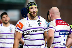Graham Kitchener of Leicester Tigers - Mandatory by-line: Robbie Stephenson/JMP - 16/11/2018 - RUGBY - Kingsholm - Gloucester, England - Gloucester Rugby v Leicester Tigers - Gallagher Premiership Rugby