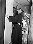 Franciscan  College Gormanstown Play Produced by Fr Lucius.20/12/1956
