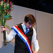 NLD/Haarlem/20171230 - Uitreiking Mary Dresselhuysprijs 2017 aan Steef de Jong