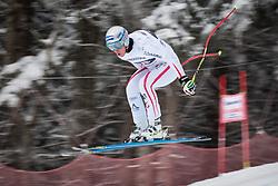 21.02.2013, Kandahar, Garmisch Partenkirchen, AUT, FIS Weltcup Ski Alpin, Abfahrt, Herren, 1. Training, im Bild Florian Scheiber (AUT) // Florian Scheiber of Austria in action during 1st practice of the  mens Downhill of the FIS Ski Alpine World Cup at the Kandahar course, Garmisch Partenkirchen, Germany on 2013/02/21. EXPA Pictures © 2013, PhotoCredit: EXPA/ Johann Groder