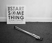 Start Something Challenge Round 1 Complete