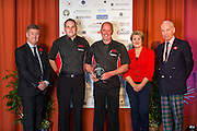 The winners of the 2015 Scottish Border Business Award for Agricultural Supplier of the Year:	Quadcare Ltd, Lauder.		Sponsored by Scottish Borders Chamber of Commerce.<br />