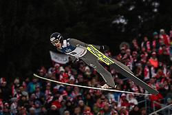 26.01.2020, Wielka Krokiew, Zakopane, POL, FIS Weltcup Skisprung, Zakopane, Herren, Wertungsdurchgang, im Bild Gregor Deschwanden (SUI) // Gregor Deschwanden (SUI) during his competition jump of FIS Ski Jumping world cup at the Wielka Krokiew in Zakopane, Poland on 2020/01/26. EXPA Pictures © 2020, PhotoCredit: EXPA/ Tadeusz Mieczynski