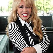 NLD/Hilversum/20080814 - Perspresentatie Popstars 2008, Patricia Paay