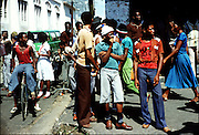 Downtown Kingston - youth