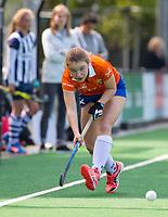 BLOEMENDAAL - Hockey- competitiewedstrijd Bloemendaal MA1-HDM MA1 .COPYRIGHT KOEN SUYK