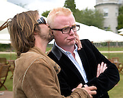 Jay Kay; Chris Evans, The Cartier Style et Luxe Concours lunch at the Goodwood Festival of Speed. July 13, 2008  *** Local Caption *** -DO NOT ARCHIVE-© Copyright Photograph by Dafydd Jones. 248 Clapham Rd. London SW9 0PZ. Tel 0207 820 0771. www.dafjones.com.