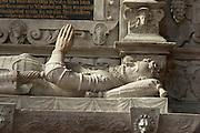 Kirche innen, Detail, Altstadt, Michelstadt, Odenwald, Naturpark Bergstraße-Odenwald, Hessen, Deutschland   church interior, Michelstadt, Odenwald, Hesse, Germany