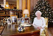 Queen's Christmas Broadcast - 25 Dec 2017