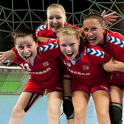 20120325: SLO, Handball - EURO Women Qualifications, Slovenia vs Czech republic