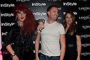 JODIE HARSH; DEAN PIPER; MEL C, InStyle's Best Of British Talent Party in association with Lancome. Shoreditch HouseLondon. 25 January 2011, -DO NOT ARCHIVE-© Copyright Photograph by Dafydd Jones. 248 Clapham Rd. London SW9 0PZ. Tel 0207 820 0771. www.dafjones.com.