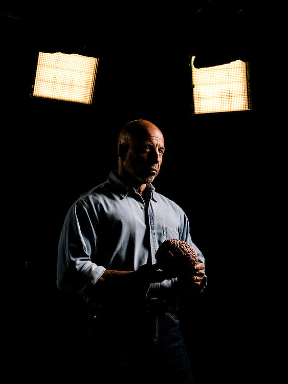 CHANTILLY, VA - JULY 22 James Giordano, a Georgetown professor. (Photo by Greg Kahn/GRAIN for The Washington Post)