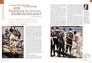 Tearsheet - Jean-Michel Clajot - Photojournalist