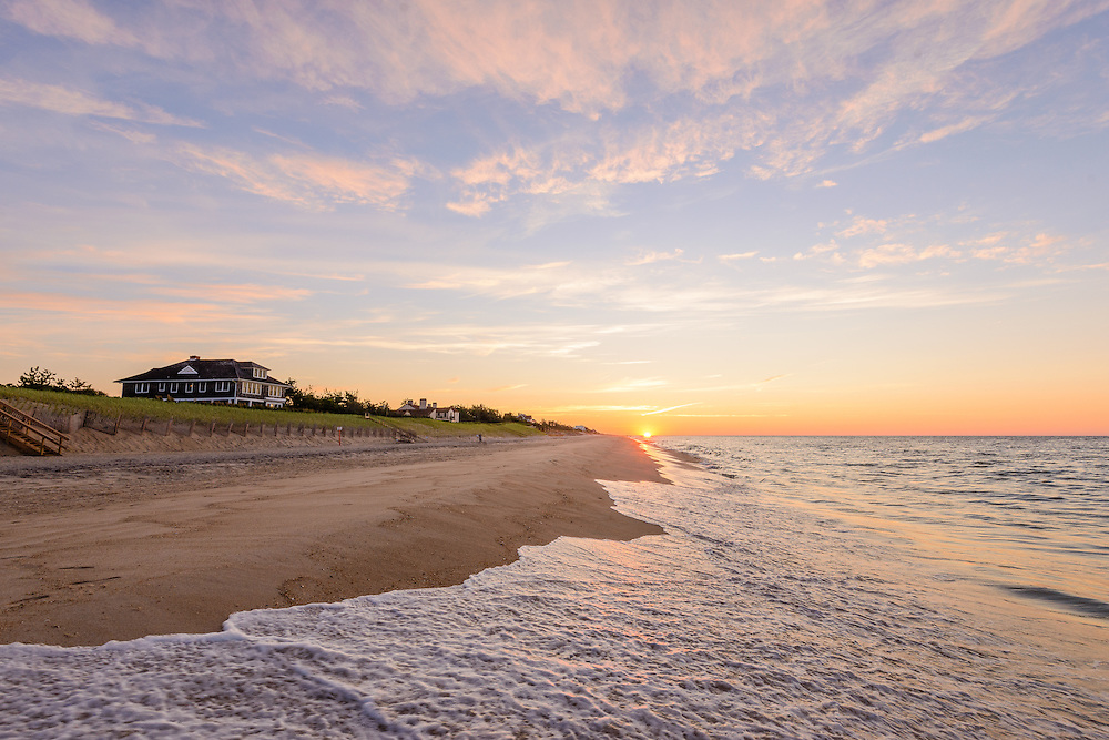 Sunrise, Atlantic Coast, East Hampton, NY, Long Island, Long Island