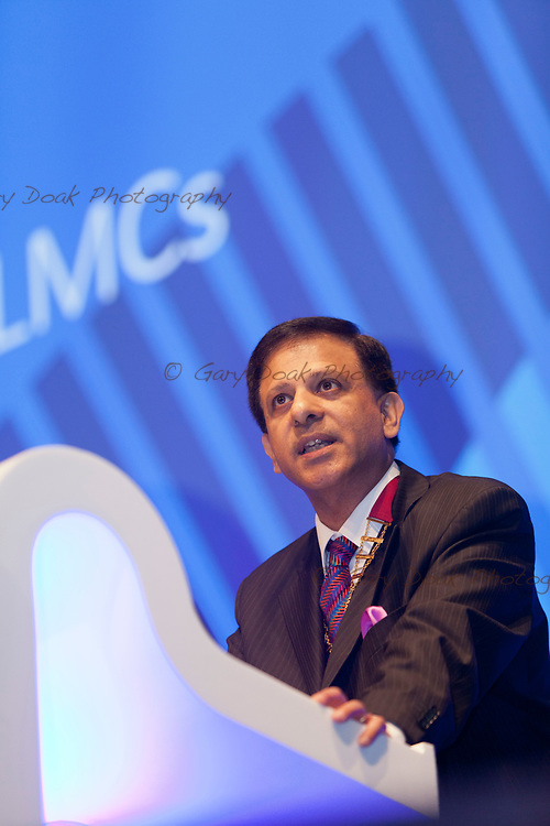 BMA LMC's Conference<br /> Dr. Chaand Nagpaul, Chair of GPC<br /> EICC, Edinburgh<br /> <br /> 18th May 2017<br /> <br /> Picture by Gary Doak