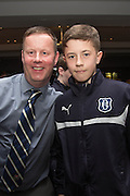 Dundee Academy kids get sponsors at DundeeFC Hall of Fame at the Apex Hotel<br /> <br />  - &copy; David Young - www.davidyoungphoto.co.uk - email: davidyoungphoto@gmail.com