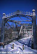 Waterville Bridge, Swatara State Park, Lebanon and Schuylkill Counties, PA