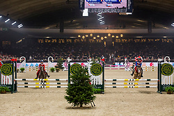 Van Hollebeke Julie, BEL, Mini Hoops<br /> Jumping Mechelen 2019<br /> © Hippo Foto - Sharon Vandeput<br /> 26/12/19
